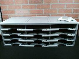 Storex Mail CenterPaper Sorter