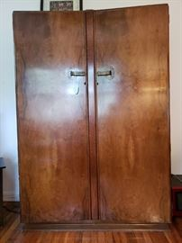 Lawrencia armoire from circa approx 1932.