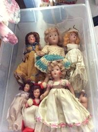 Collectible storybook dolls