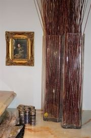 Decorative Items Throughout