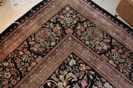 Handmade Safavieh Silk and Wool Blend Aubusson Rugs Approx 17'x15'