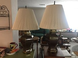 High-end lamps