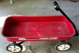 Radio Flyer 90 wagon