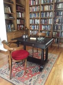 Small Library Table