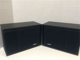Bose 201 Series III Speakers