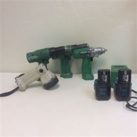 Hitachi Drills and more