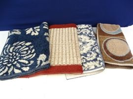 Assorted Rugs (5)