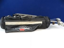 Callaway Golf Bag Steel Clubs