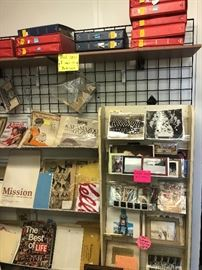 post cards, old photographs, paper memorabilia *50% off*