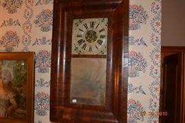 Antique Clock - Needs Work