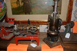 1920's Norris and Weeden Steam Generators
