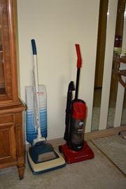Hoover, Dirt Devil vacuum cleaners