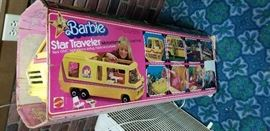 Barbie Star Traveler