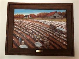 Several Arie Taylor Original Paintings
