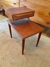 Pair of MCM end tables