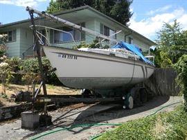 Neptune 24ft Boat