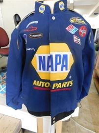 Darrel Waltrip Napa Auto Part jacket