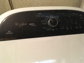 this is a newer Whirlpool washer