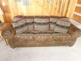 Porter Hunter Lodge Queen Sleeper Sofa