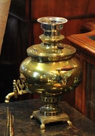 Japanese Samovar.