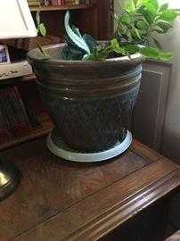 A wonderful ceramic planter