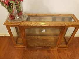 Buffet table (top view)