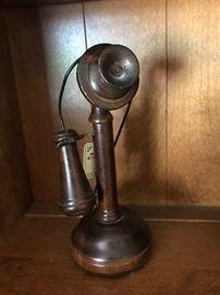 Gorham Phone Music Box