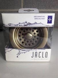 Jaclo 2831-BU Disposal Flange Strainer, Bronze Umb ...