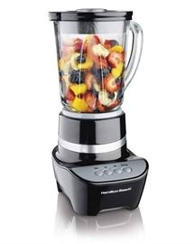 Hamilton Beach Wave Maker 700-Watt Blender, Black ...
