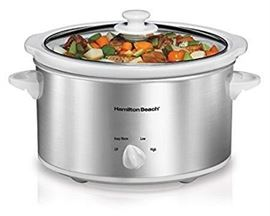 Hamilton Beach 33140V 4-Quart Slow Cooker