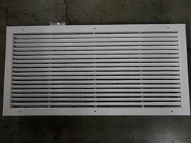 "Case of (15) Wall Register Fits 30"" X 13 1/2"""