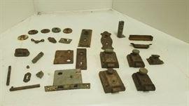 Antique Door Latches Locks Hardwar