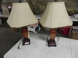 Really Nice Pair of Lamps