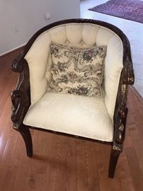 VICTORIAN CLUB CHAIR