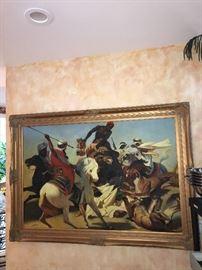 BASAM SABRI ORIGINAL ART
