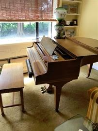 1911 Chickering piano
