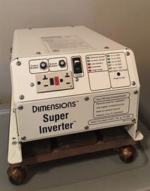 Dimensions Super Inverter