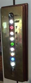 Brass Elevator Switch