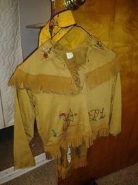 vintage childs costume