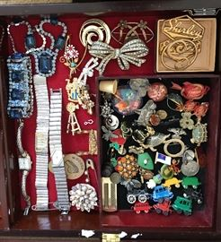 MORE COSTUME JEWELRY