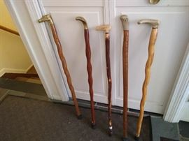 Nice Selection of Canes
