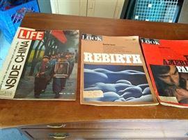 Vintage Magazines