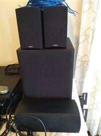 Paradigm  5.5 Speaker System