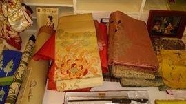 Asian textiles