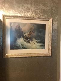 Ship wreck?
