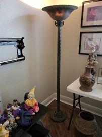 Nice torch lamp