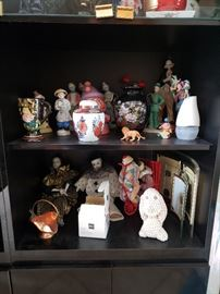 Lots of smalls to choose from.  Collectibles and more