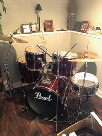 drum set PEARL