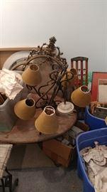 Need lamps/chandeliers/hanging lamps---we've got em 🙂