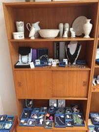 Jewelry, Mikasa, Necklaces, earrings, pendants, chokers, rings